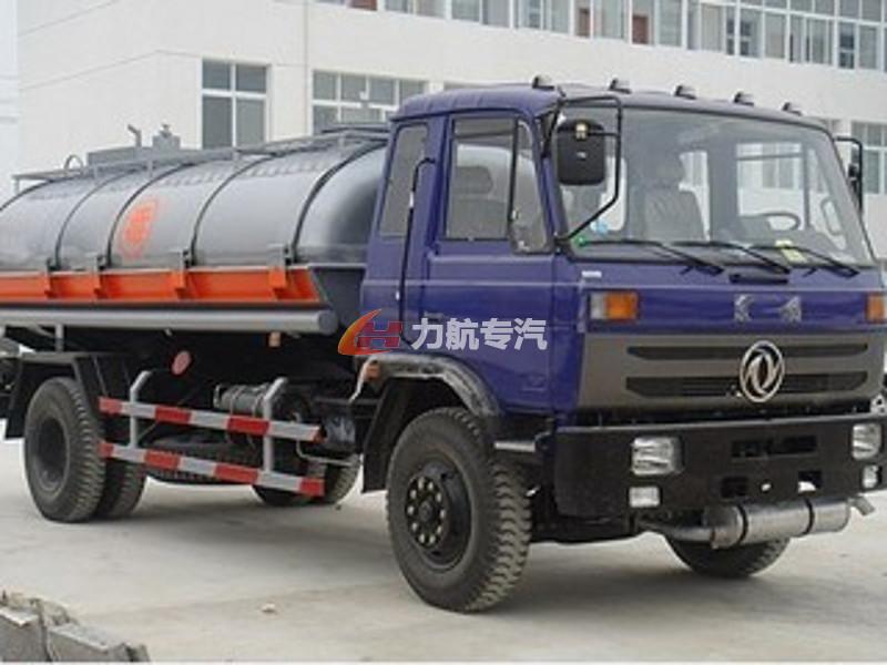 东风153化工液体运输车图片
