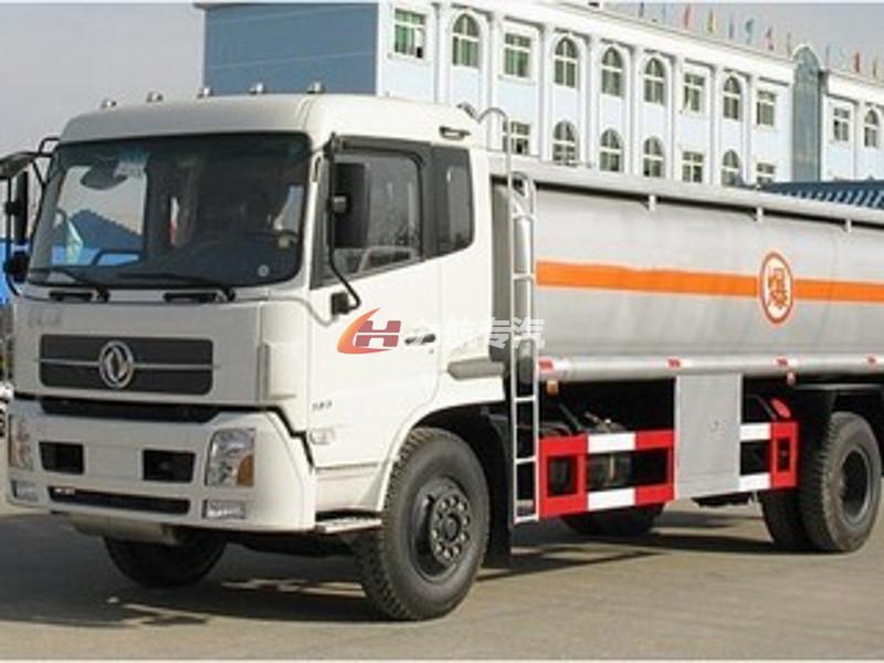 东风天锦化工液体运输车图片