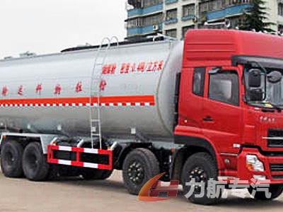 斯太尔30吨物料运输车
