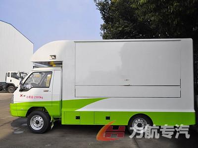 江淮康铃X3国五流动售货车