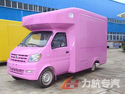 东风俊风国五流动售货车