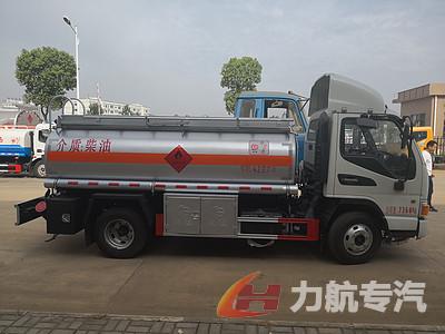 江淮骏铃4吨加油车