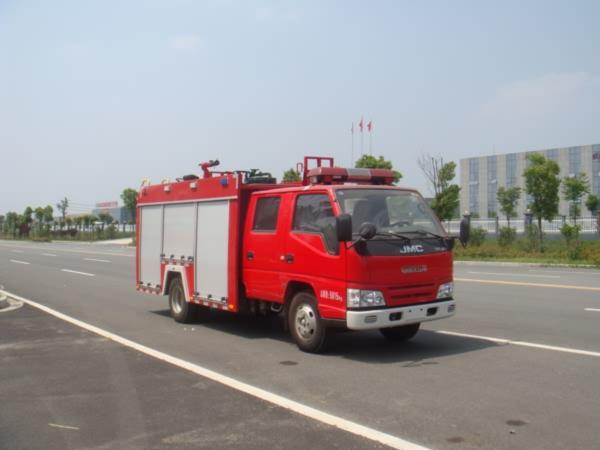 江铃顺达水罐消防车