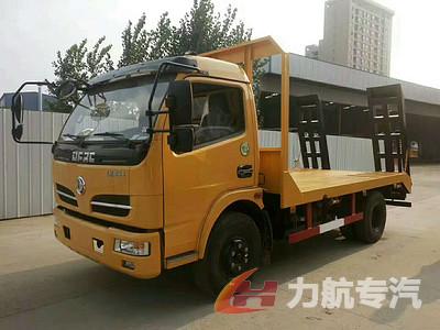 东风福瑞卡8吨平板运输车