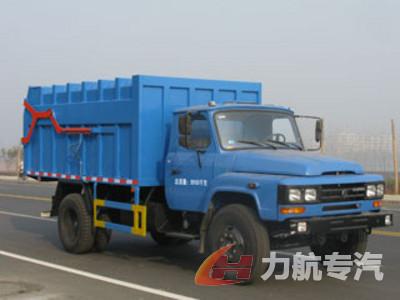 东风140对接式垃圾车