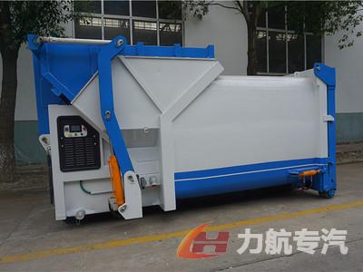 8方-20方压缩垃圾箱压缩垃圾箱 移动压缩垃圾站图片