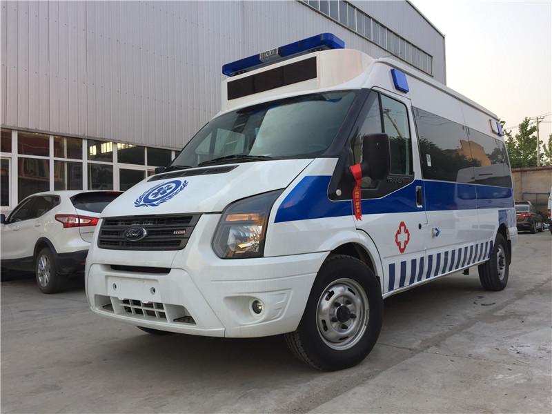 福特救护车有哪些特点,采购救护车应该如何选购