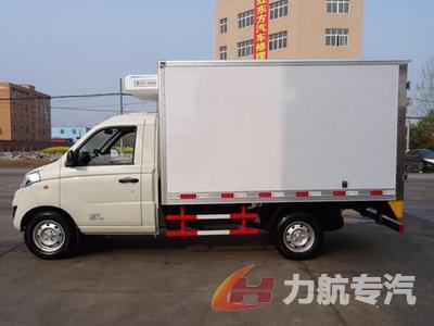 福田伽途冷藏车图片