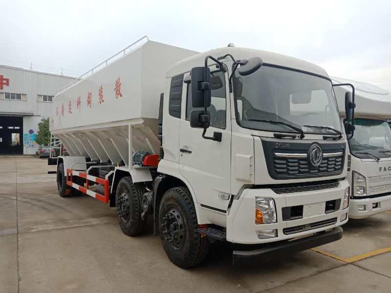 15吨散装饲料车图片 15吨散装饲料车价格