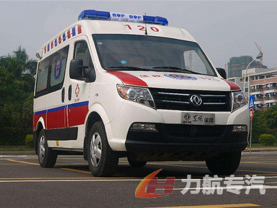 东风御风监护型救护车图片