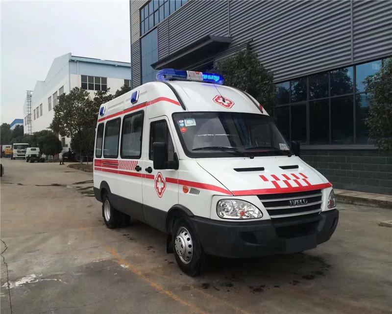 依维柯宝迪A35救护车