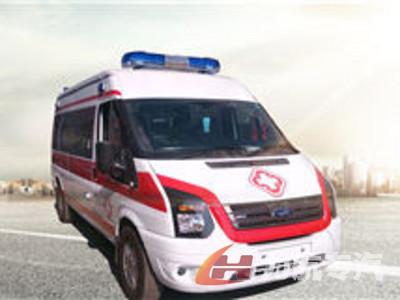 福特工字型救护车