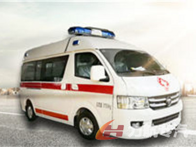 福田G7运输型救护车