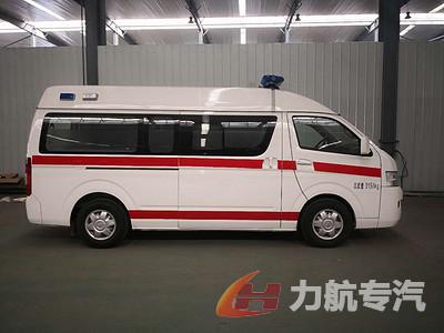 福田G7运输型救护车图片