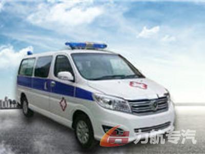 金杯格瑞斯救护车图片