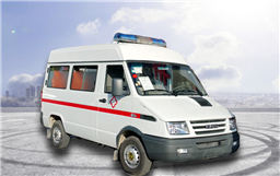 依维柯A37救护车