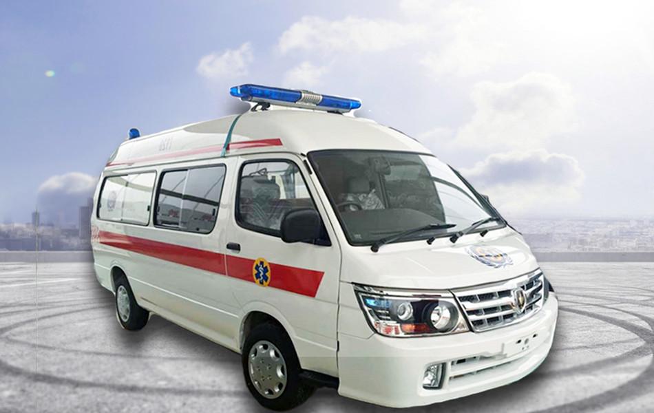 金杯小海狮救护车