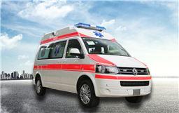 大众凯路威监护型救护车
