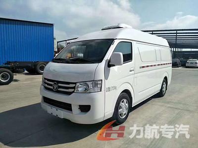 福田G7冷藏车高清图片图片