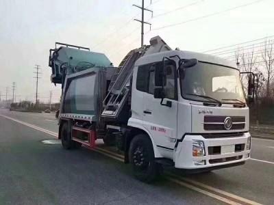 压缩垃圾车的特性,垃圾车的重要性