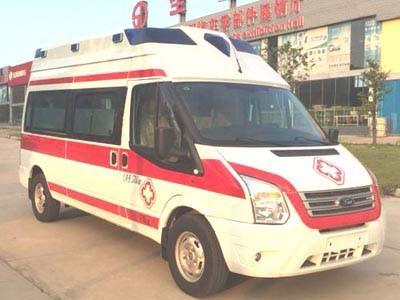 奔驰监护型救护车的配置,新威霆救护车生产厂家