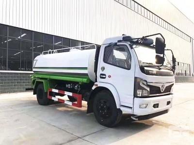 国六东风9方柴油绿化喷洒车