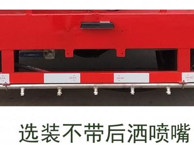 东风天锦15方洒水车