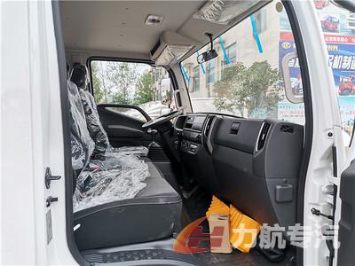 国六福田欧马可S3 冷藏车图片