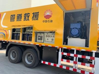 油气管道工程救险车