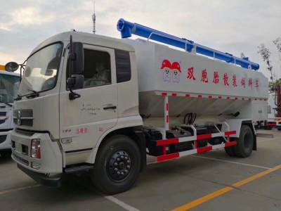 东风天锦15吨散装饲料车价格|配置|图片|厂家