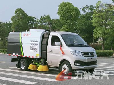 国六长安小型扫路车多少钱