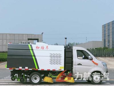 国六长安小型扫路车生产厂家
