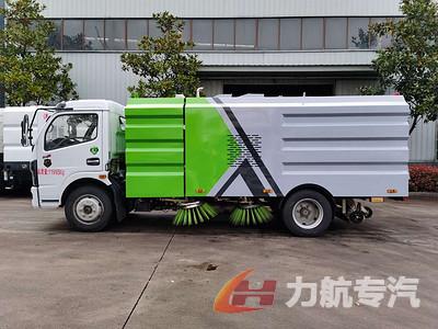 国六东风系列扫路车使用环境