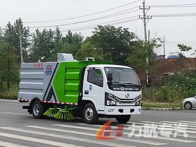 国六5.5方环卫扫路车厂家直销-力航汽车网