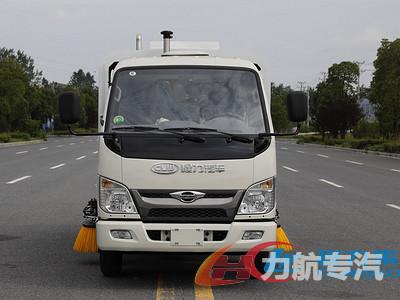 国六福田牌5.5方扫路车报价-力航汽车网