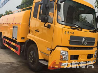 东风天锦10吨高压清洗车