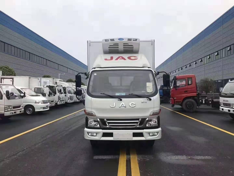 国五福康2.8L冷藏车