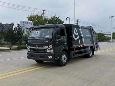 国六8方压缩垃圾车定制款多少钱