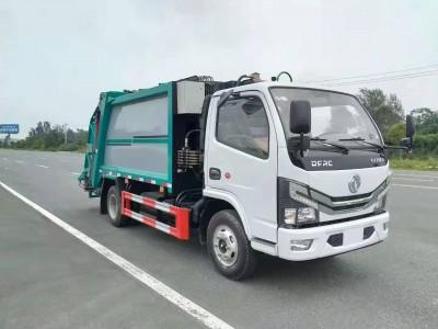 6方压缩垃圾车价格6方压缩垃圾车多少钱-力航专汽网