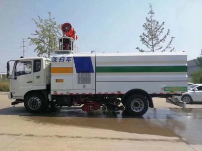 东风天锦16方洗扫车多少钱?