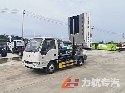 江淮康铃X1高位自装卸式垃圾车