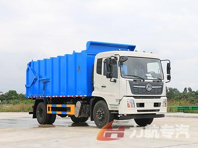 吉林国六东风天锦对接垃圾车图片图片