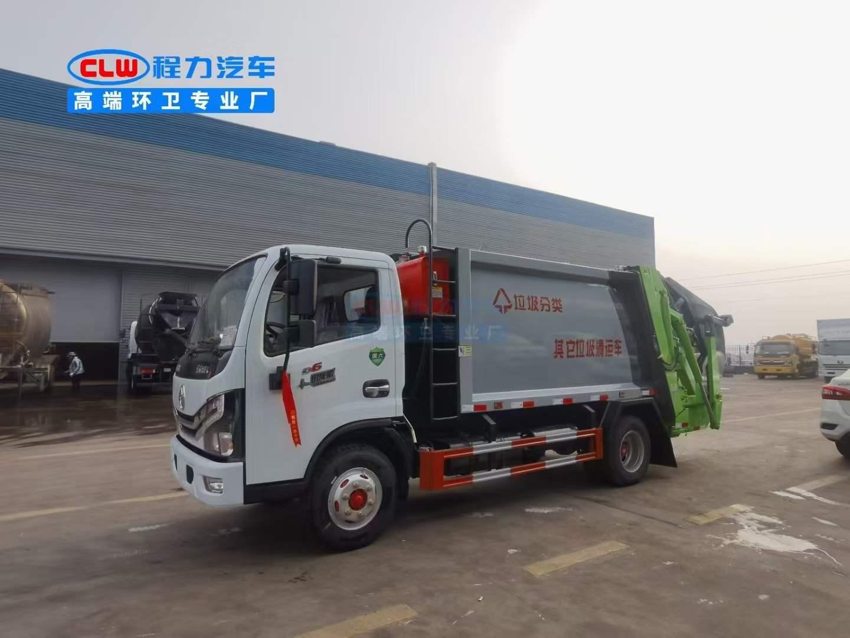 国六东风6方压缩垃圾车厂家 选用玉柴140马力发动机好吗?
