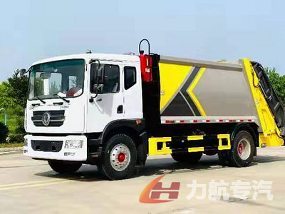 厂家直销4-25方压缩垃圾车推荐视频